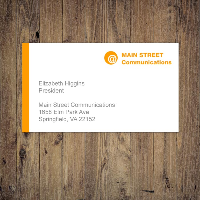 Business products business cards reheart Choice Image