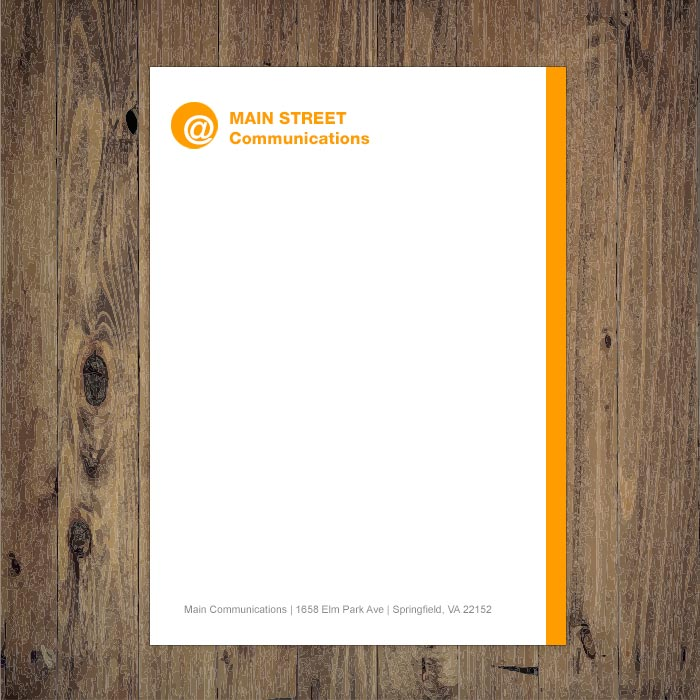 Business products letterhead reheart Choice Image
