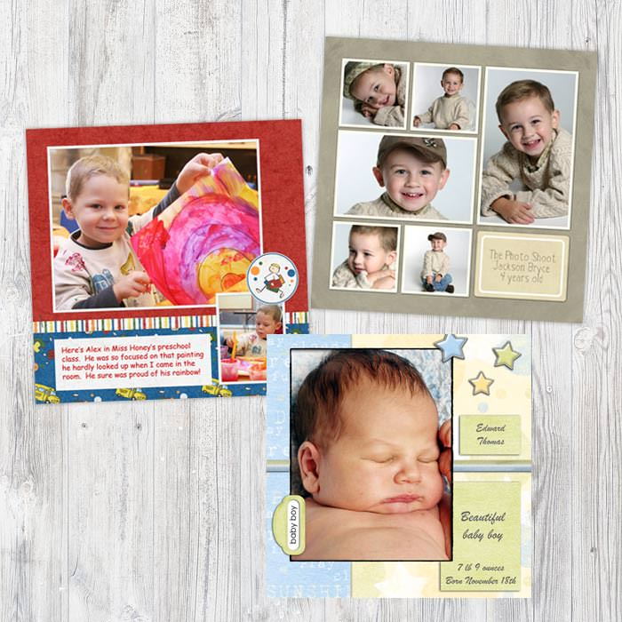 Scrapbooks To Share Quality Photo Prints Books And Canvas